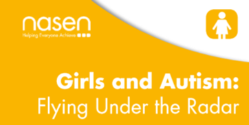 Girls and Autism – Flying under the radar